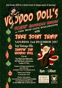 Voodoo Dolls 8 Christmas 2017 s