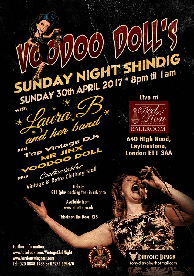 London Swing Cats | Welcome to Voodoo Doll's